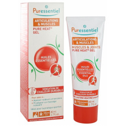 Puressentiel Articulations & Muscles Pure Heat Gel 80 ml