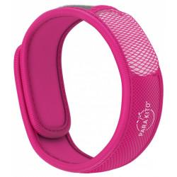 Parakito Bracelet Anti-Moustiques Rose