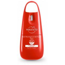 Parakito Anti-Moustiques & Anti-Tiques Spray Extra Fort 75 ml