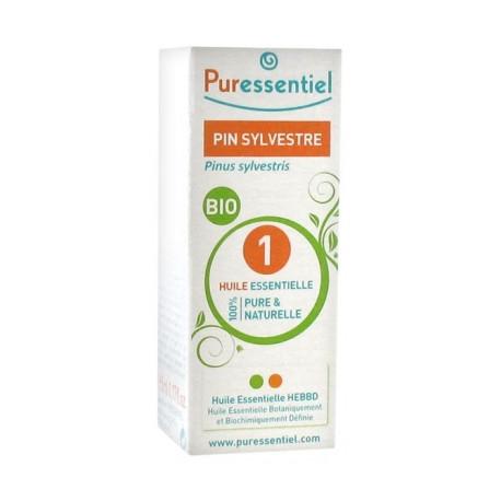 Puressentiel Huile Essentielle Pin Sylvestre Bio 5 ml