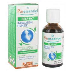 Puressentiel Resp OK Inhalation Humide 50 ml