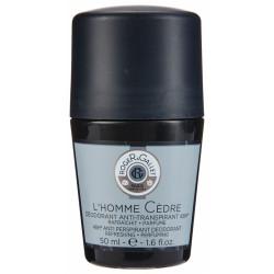 Roger & Gallet L'Homme Cèdre Déodorant Anti-Transpirant 48H 50 ml