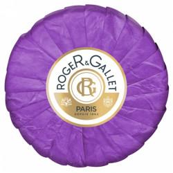 Roger & Gallet Savon Frais Boîte Cristal Gingembre 100
