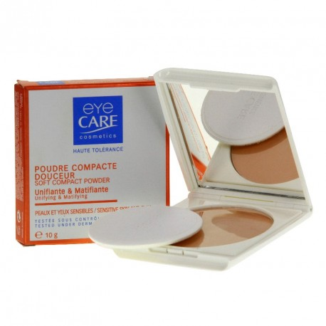 Eye Care poudre compacte 04 beige clair 10g