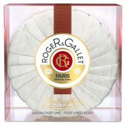 Roger & Gallet Savon Frais Boîte Cristal Jean-Marie Farina 100 g