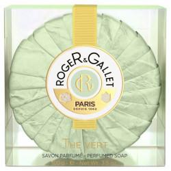 Roger & Gallet Savon Parfumé Thé Vert 100g