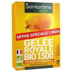 SANTAROME GELEE ROYALE BIO 30AMP