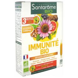 Santarome Bio Immunité Bio 20 Ampoules