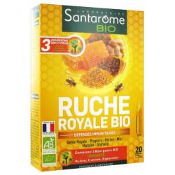 Santarome Bio Ruche Royale Bio 20 Ampoules