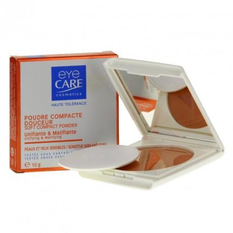 Eye Care poudre compacte 07 beige doré 10g