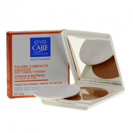 Eye Care poudre compacte 08 terre de soleil 10g