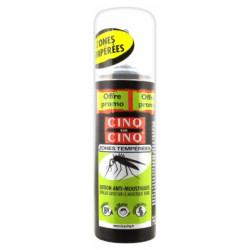 Cinq sur Cinq zones tempérées spray anti moustiques 100ml