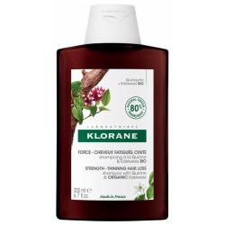 KLORANE SH BIO QUININE-EDELWEISS 200ML