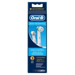 Oral-B Ortho Care Essentials 3 Brossettes