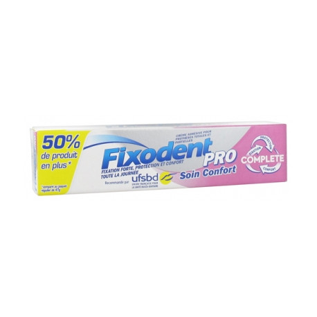 Fixodent Pro Soin Confort 70,5 g