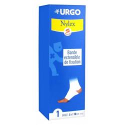 Urgo Nylex Bande Extensible de Fixation 4 m x 10 cm