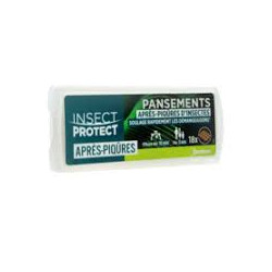 Insect Protect 18 Pansements après piqûres d'insectes