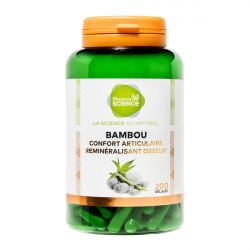 Pharmascience bamboo 200 gélules