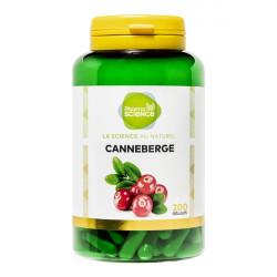 Pharmascience canneberge 200 gélules