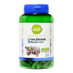 Pharmascience valériane bio relaxation 200 gélules