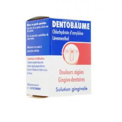 Dentobaume Solution Gingivale 4ml