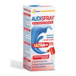 Audispray Ultra Spray auriculaire 20ml