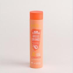 Argiletz Après shampoing Argile orange cheveux ternes 200 ml