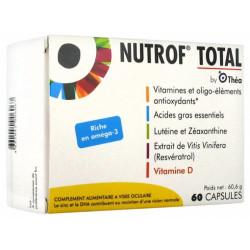 NUTROF TOTAL 60 CPS