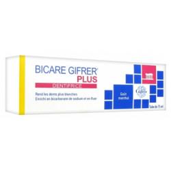 Bicare Gifrer Plus Dentifrice 75 ml