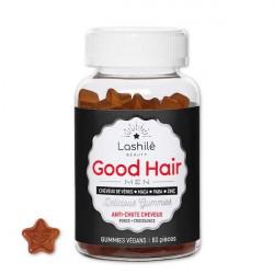 LASHILE GOOD HAIR HOMME B/60 GUMMIES