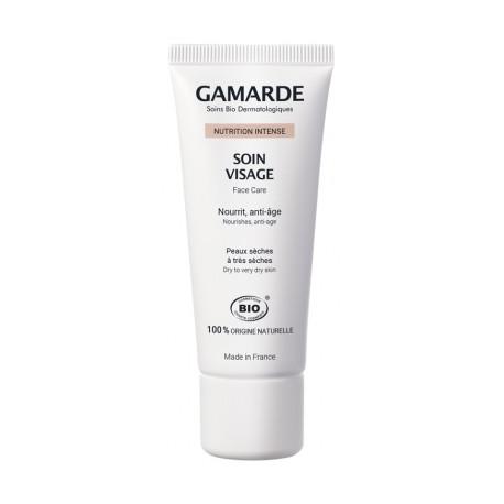 Gamarde Nutrition Intense Soin Visage 40G