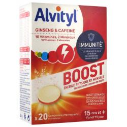 ALVITYL BOOST, 20 COMPRIMES