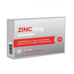 Pharmascience Zinc15mg bte 30 Gélules