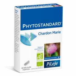 Pileje Phytostandard Chardon Marie 20 gélules