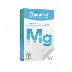 Theralica Magnésium 45 Gélules