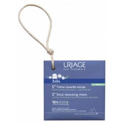 Uriage Bébé 1ère Crème Lavante Solide 100 g