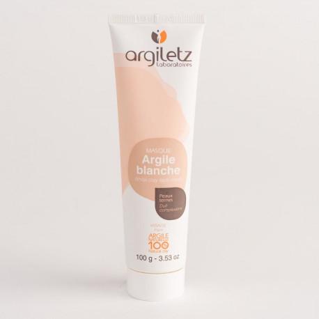 Argiletz Masque Argile blanche 100g