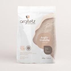 Argiletz Argile Blanche Ultra Ventilée 200 g