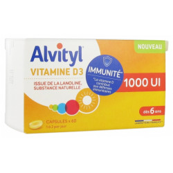 ALVITYL VITAMINE D B/60 CAPS