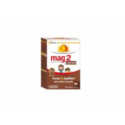 Cooper Mag 2 Junior Cacao 60 Comprimés à Croquer
