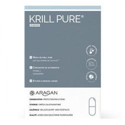 Krill pure aragan 30 capsules