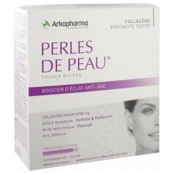 Perles de Peau Booster d'Éclat Anti-Âge 10 Flaconnettes