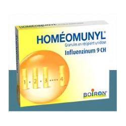 Boiron Homeomunyl 4 doses influenzinum 9 CH 2021-2022