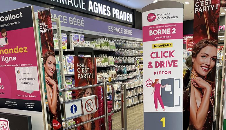 Pharmacie Agnès Praden Alès
